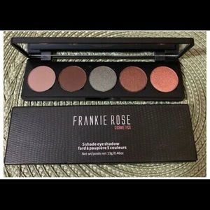 Other - Frankie Rose Cosmetics 5 Shade Shadow